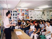 神戸教室・指導風景