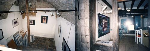 1987年 Galerie Des Liceqrium/ポワチエ